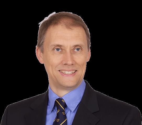 Dipl.-Betriebswirt Wolfgang Pfeiffer