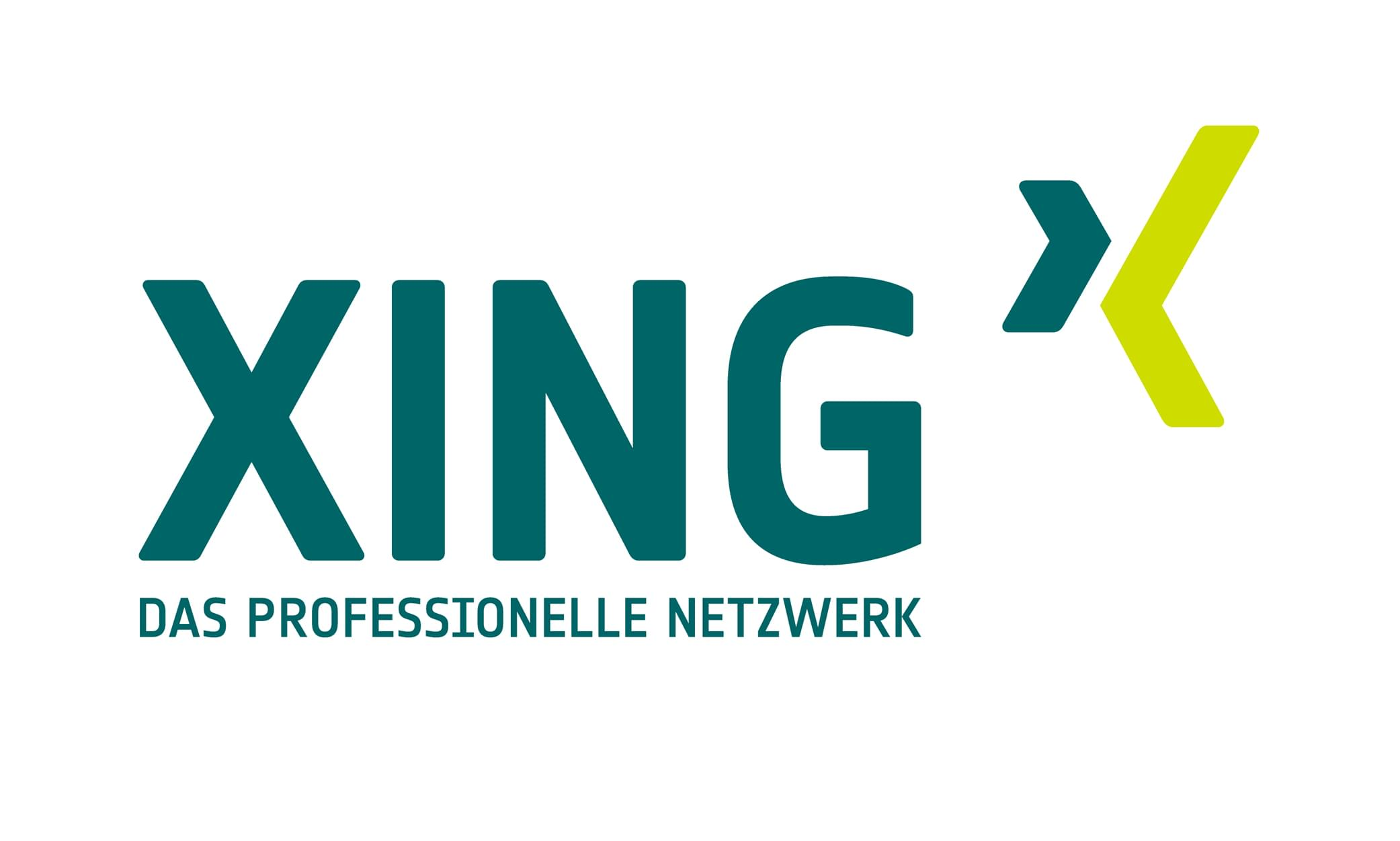 Xing Logo - F&P Executive Solutions AG auf Xing