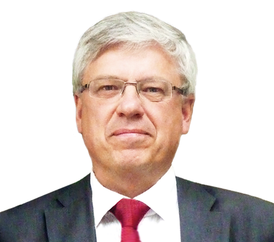 Ansprechpartner für Supply Chain Management - Frank-Walter Lutze