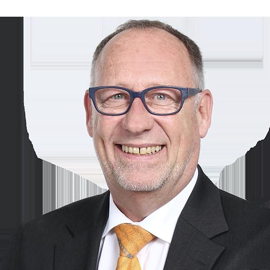 Industrieexperte und Diplom-Ingenieur Götz Stapelfeldt