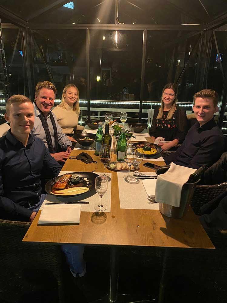 F&P Impressionen - Young Professionals zu Besuch in Hamburg