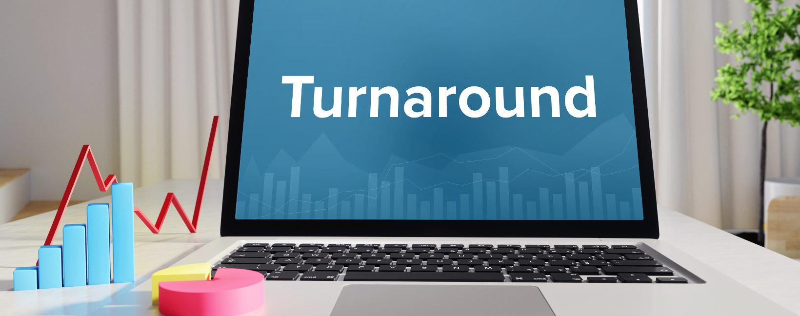 Performancesteigerung und Turnaround