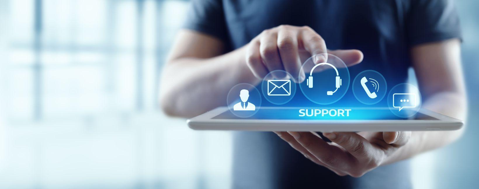 Übernahme IT Support