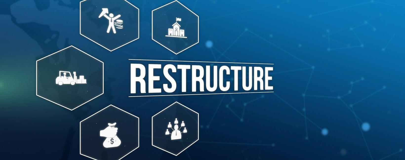Restrukturierung produzierendes Gewerbe Maschinenbau