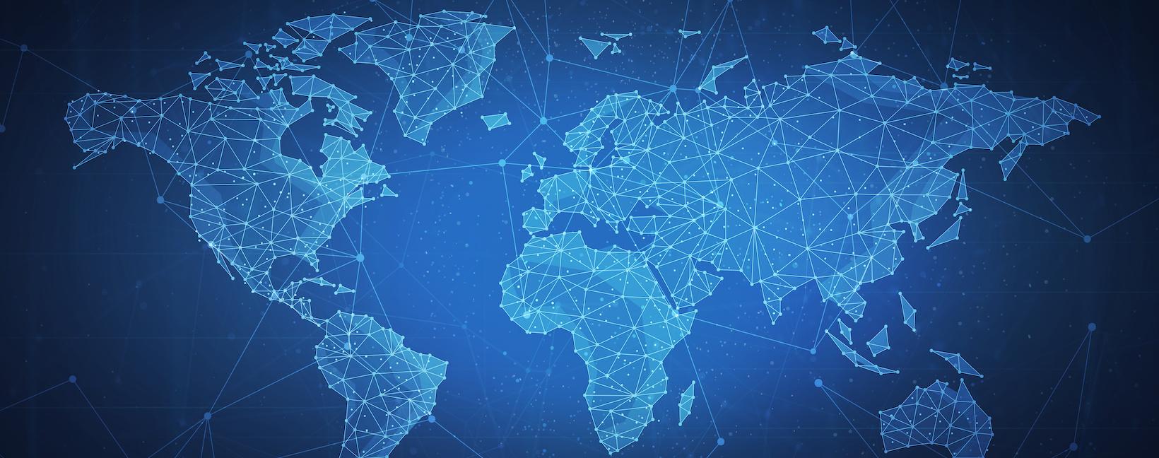 Restrukturierung der Organisation eines globalen Industriekonzerns
