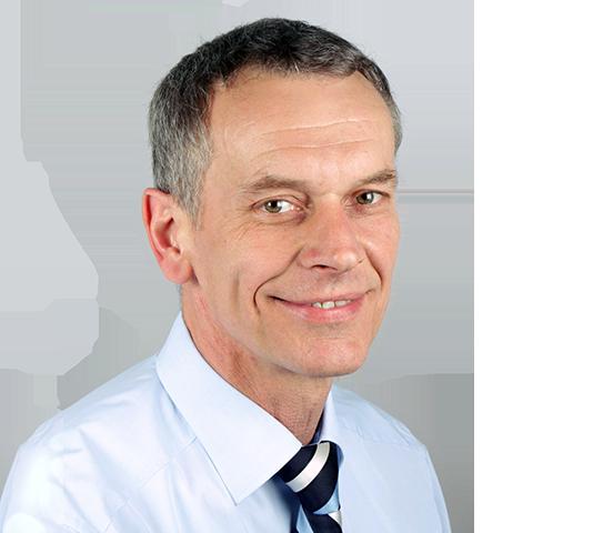 Dr. Peer John Ansprechpartner für Controlling